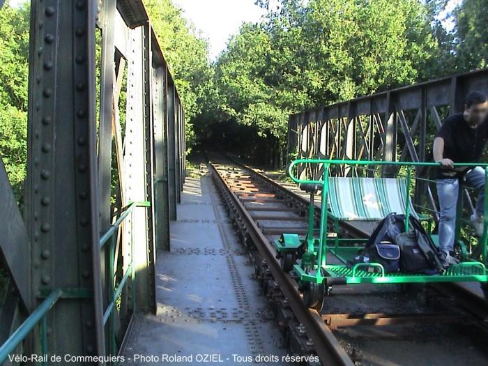 Gite à proximité du Vélo-rail de commequiers en Vendée