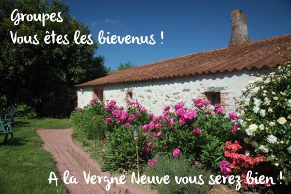 Accueil des groupes en Vendée