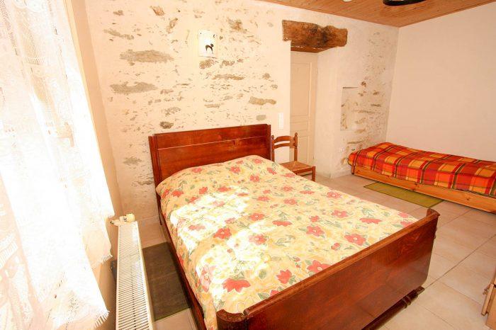 Gite avec chambre 3 couchages