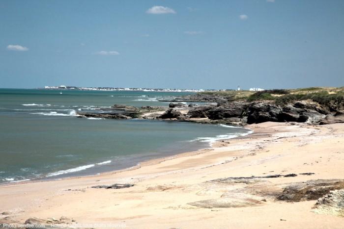 gite plage de la sauzaie bord de mer en Vendée