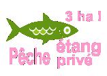 Gîte avec étang de pêche privatif en Vendée