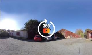 Visite virtuelle 360° de nos gîtes de groupes en Vendée